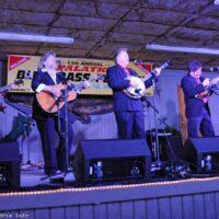 Gary Waldrep at the February Palatka Bluegrass Festival (2/11/17) - photo © Bill Warren