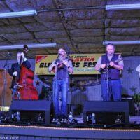 Balsam Range at the February Palatka Bluegrass Festival (2/11/17) - photo © Bill Warren