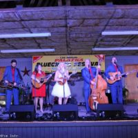 Rhonda Vincent & the Rage at the February Palatka Bluegrass Festival (2/11/17) - photo © Bill Warren