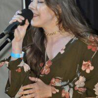 Grace Pfeiffer at the 2017 Florida Bluegrass Classic (2/21/17) - photo © Bill Warren