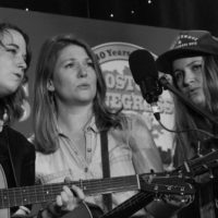 Della Mae at Joe Val Bluegrass Festival (2/18/17) - photo © Tara Linhardt