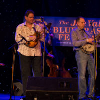 Flashback at Joe Val Bluegrass Festival (2/18/17) - photo © Tara Linhardt