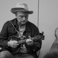 Skip Gorman at Joe Val Bluegrass Festival (2/18/17) - photo © Tara Linhardt