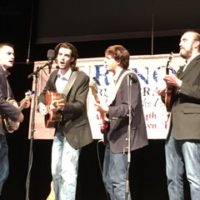Catawba Riverkings perform in the 2017 RenoFest Bluegrass Band Competition