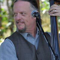 Dan Eubanks with Special Consensus at Fodor's Grove (2/26/17) - photo © Bill Warren