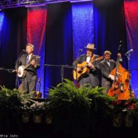 The Gibson Brothers at the March 2017 Southern Ohio Indoor Music Festival - photo by Bill Warren