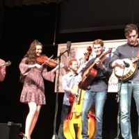 Trailblazers perform in the 2017 RenoFest Bluegrass Band Competition