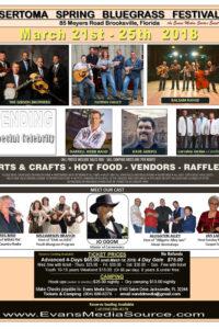 Sertoma Spring Bluegrass Festival 2018