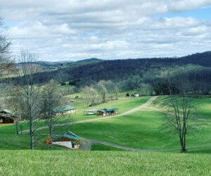 Chantilly Farm in Floyd, VA