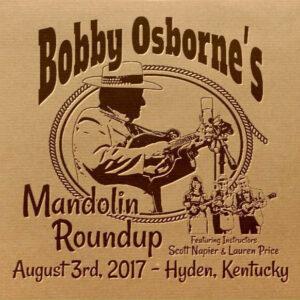 Bobby Osborne's Mandolin Roundup