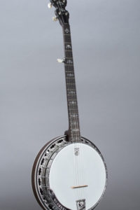 Deering's 100,000th banjo