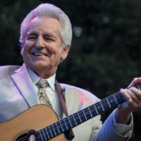 Del McCoury at Old Settler's Music Festival (April 2017) - photo by Tom Dunning