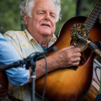 Peter Rowan at Old Settler's Music Festival (April 2017) - photo by Tom Dunning