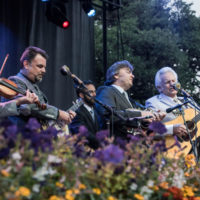 Del McCoury Band at Old Settler's Music Festival (April 2017) - photo by Tom Dunning