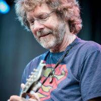 Sam Bush at Old Settler's Music Festival (April 2017) - photo by Tom Dunning