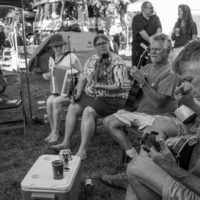 Jammin' at Weiser 2017 - photo © Tara Linhardt