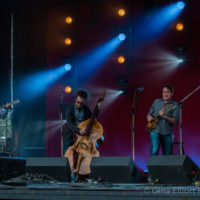 Jeff Austin Band at DelFest 2017 - photo © Gina Elliott Photography