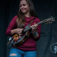 Sierra Hull at DelFest 2017 - photo © Gina Elliott Photography