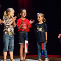 Small Fry winners at Weiser 2017 - photo © Tara Linhardt