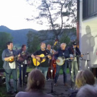Faculty concert at Bluegrass Camp Germany 2017