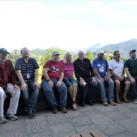 Faculty photo at Bluegrass Camp Germany 2017