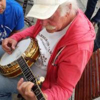 Rudiger Helbig at Bluegrass Camp Germany 2017