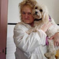 Lorraine Jordan found a dog just like her beloved JD in Ireland!
