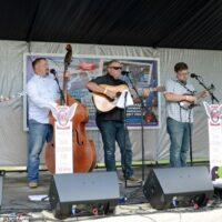 The Edgar Loudermilk Band featuring Jeff Autry at the 2017 Norwalk Music Festival - photo © Bill Warren
