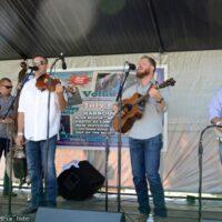 Volume Five at the 2017 Norwalk Music Festival - photo © Bill Warren