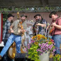The Hillbilly Gypsies at the 2017 Remington Ryde Bluegrass Festival - photo by Frank Bakeraker-1177