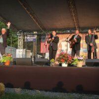 Remington Ryde at the 2017 Remington Ryde Bluegrass Festival - photo by Frank Baker
