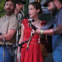 The Hillbilly Gypsies at the 2017 Remington Ryde Bluegrass Festival - photo by Frank Baker