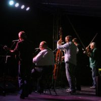 Danny Paisley & The Southern Grass at the 2017 Remington Ryde Bluegrass Festival - photo by Frank Baker