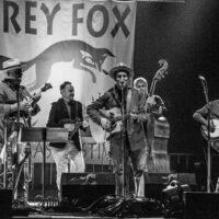 Frank Solivan & Dirty Kitchen and friends at Grey Fox 2017 - photo © Tara Linhardt