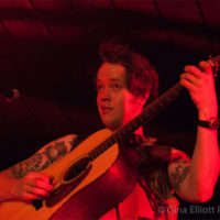 Billy Strings at Red Wiing Roots 2017 - photo © Gina Elliott Proulx