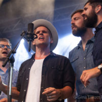 Steel Wheels at Red Wiing Roots 2017 - photo © Gina Elliott Proulx