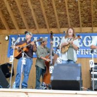 Nothin Fancy at the 2017 Milan Bluegrass Festival - photo © Bill Warren