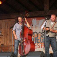 Balsam Range at the August 2017 Gettysburg Bluegrass Festival - photo by Frank Baker