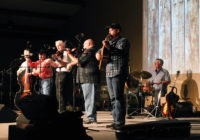 Byron Berline Band performs at the Double Stop Music Hall - photo by Pamm Tucker