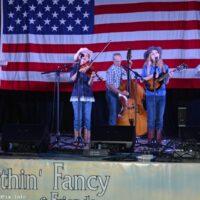 Mountain Highway Band at the 2017 Nothin' Fancy Bluegrass Festival - photo © Bill Warren