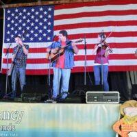 Dave Adkins at the 2017 Nothin' Fancy Bluegrass Festival - photo © Bill Warren