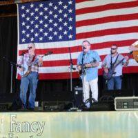 Commonwealth Bluegrass at the 2017 Nothin' Fancy Bluegrass Festival - photo © Bill Warren