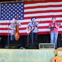 Ronnie Reno and Reno Tradition at the 2017 Nothin' Fancy Bluegrass Festival - photo © Bill Warren