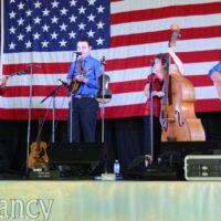 Jesse Alexander Band at the 2017 Nothin' Fancy Bluegrass Festival - photo © Bill Warren