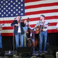Volume Five at the 2017 Nothin' Fancy Bluegrass Festival - photo © Bill Warren