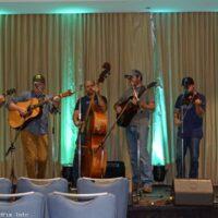 Showcasing at the 2017 World of Bluegrass in Raleigh, NC - photo © Bill Warren