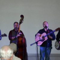 Special Consensus showcasing at the 2017 World of Bluegrass in Raleigh, NC - photo © Bill Warren