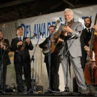 Del McCoury Band at the 2017 Delaware Valley Bluegrass Festival - photo by Frank Baker