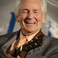 Del McCoury at the 2017 Delaware Valley Bluegrass Festival - photo by Frank Baker