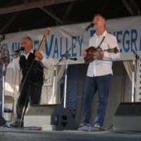 Blue Highway at the 2017 Delaware Valley Bluegrass Festival - photo by Frank Baker
